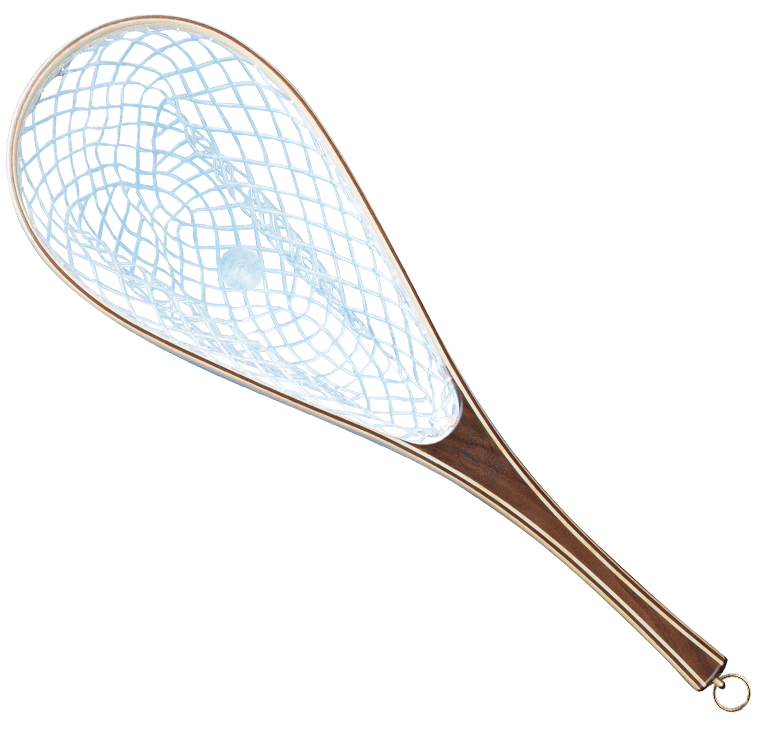 Large Teardrop Net - ACAC Aquafade